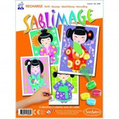 Recharge Sablimage Kokeshi