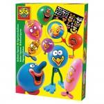 Ballons à modeler Set personnages