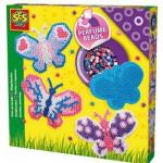 Boîte de perles parfumées Technique à repasser : Papillons