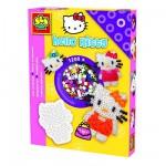 Boite de 1200  perles Technique à repasser : Hello Kitty 1200 perles