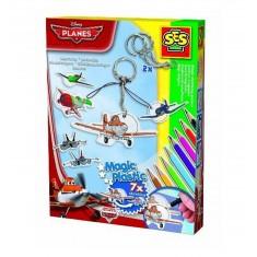 Dessins magiques Magic Plastic : Porte-clés Disney Planes