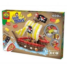 Funmais Eco : Bateau de pirates