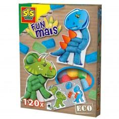 Funmais Eco : Cartes dinos