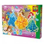 Funmais Eco : Princesses Disney Cendrillon, Belle et Ariel