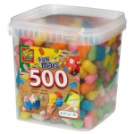 Funmais Eco : Seau de 500 pièces :