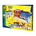 Jeu de construction Brix City : La ville