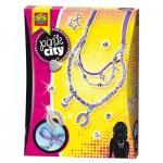 Kit de création : Collier Pink City