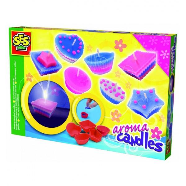 kit de fabrication de bougies parfum es jeux et jouets ses creative avenue des jeux. Black Bedroom Furniture Sets. Home Design Ideas