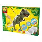 Kit de fabrication d'un dinosaure : T-Rex
