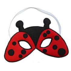Masque Clowny : Coccinelle