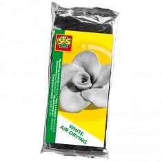 Pâte à modeler Durcissant à l'air : Plasdur blanc