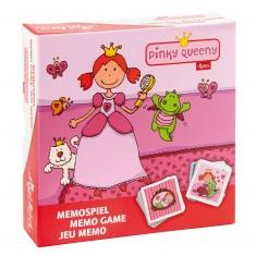 Jeu de mémo : Pinky Queeny