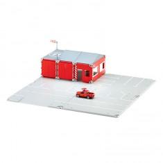 Coffret Starter Pompier avec un véhicule