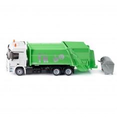 Modèle réduit en métal : Camion poubelle