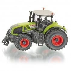 Modèle réduit en métal : Tracteur Claas Axion 950