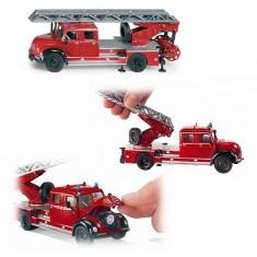 Modèle réduit en métal : Grande échelle de pompiers Magirus