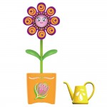 Fleur interactive Magic Blooms : Pot orange
