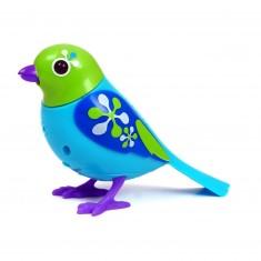 Oiseau Digibird avec bague
