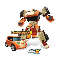 Véhicule transformable : Mini Tobot Evolution X