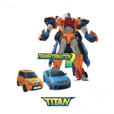 Véhicule transformable : Titan