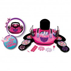 Salon de maquillage musical Chica Vampiro