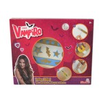 Coffret Tattoo métal Chica Vampiro