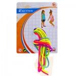 Jeu de l'élastique 300 cm : Multicolore