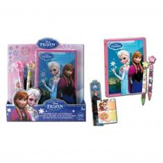 Journal intime et accessoires La Reine des Neiges (Frozen)