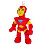 Peluche super héros Marvel : Iron-Man