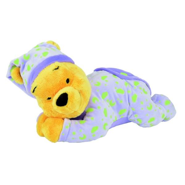Peluche Winnie l'ourson brille dans la nuit - Simba-5871571