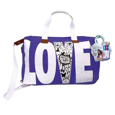 sac de voyage color me mine violetta petit love bag jeux et jouets simba avenue des jeux. Black Bedroom Furniture Sets. Home Design Ideas