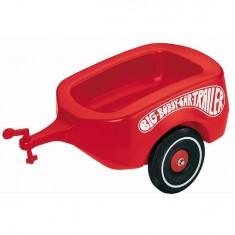 Remorque pour Porteur Bobby Car Classic : Rouge