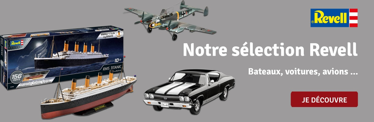 Maquettes Revell