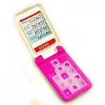 Casse-tête SmartPhone : Rose