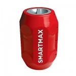 Construction aimantée SmartMax : Baril rouge 84 pièces
