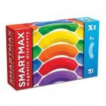 Construction aimantée SmartMax extension : Set 6 bâtonnets incurvés