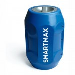 Construction aimantée SmartMax : Baril bleu 42 pièces