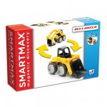 Construction aimantée SmartMax : Bulldozer