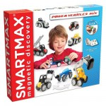 Construction aimantée SmartMax : Véhicules max