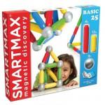Construction aimantée SmartMax Basic : Set 25 pièces
