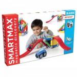 Construction aimantée SmartMax Basic Stunt : Set 48 pièces