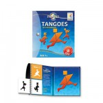 Tangram magnétique SmartGames Voyage : Tangoes personnages