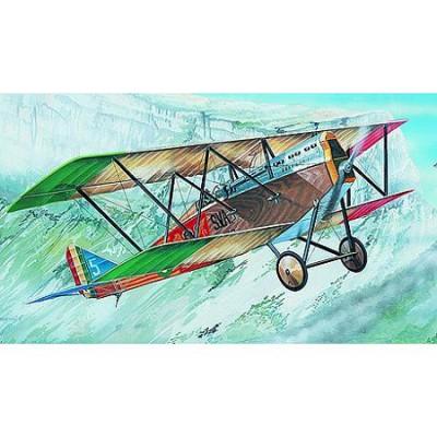 Maquette avion: Ansaldo SVA 5 - Smer-808