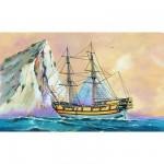 Maquette bateau: Black Falcon