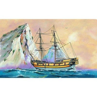 Maquette bateau: Black Falcon - Smer-901