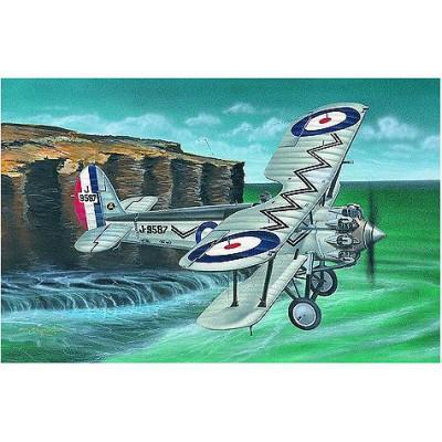Maquette avion: Bristol Bulldog - Smer-812