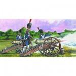 Maquette canon napoléonien