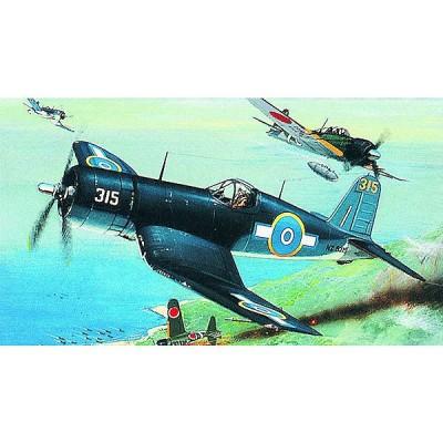 Maquette avion: Chance Vought F4U-1 Corsair - Smer-835