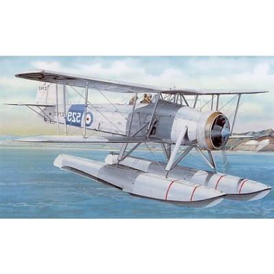 Maquette avion: Fairey Swordfish MkII Hydravion - Smer-818