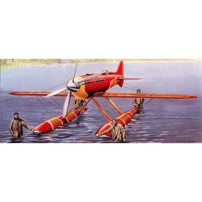 Maquette avion: Macchi CAastoldi M.C. 72 - Smer-813